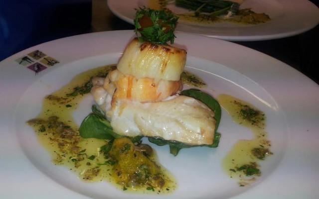 Italian Fish Dish